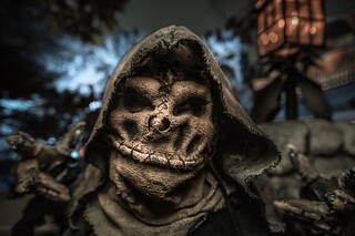 Hollow - Burlap Monster