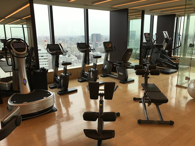 Fitness - Prince Gallery Tokyo