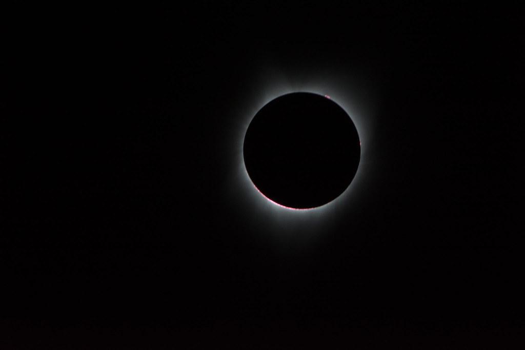 2017 Total Solar Eclipse (AFRC2017-0233-005)