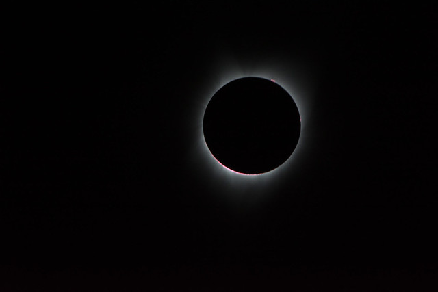 2017 Total Solar Eclipse (AFRC2017-0233-005)