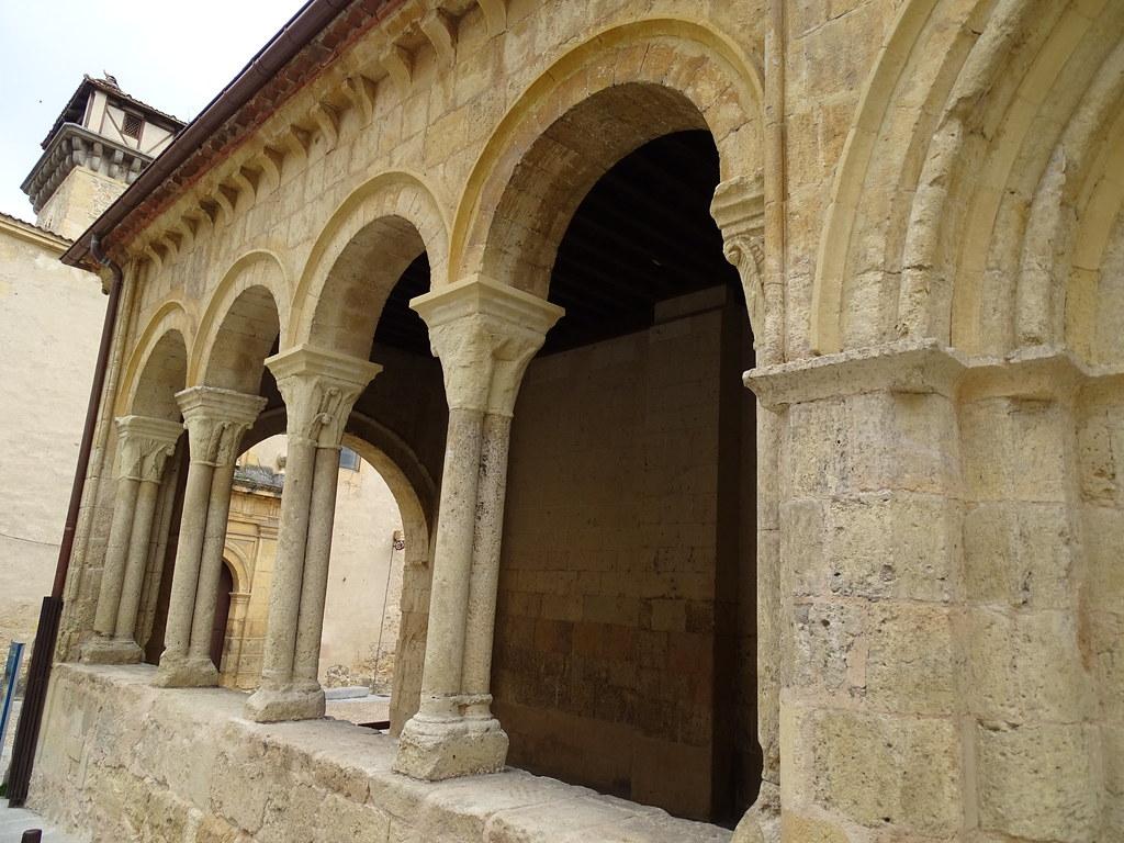 Iglesia de la Santisima Trinidad Segovia 06