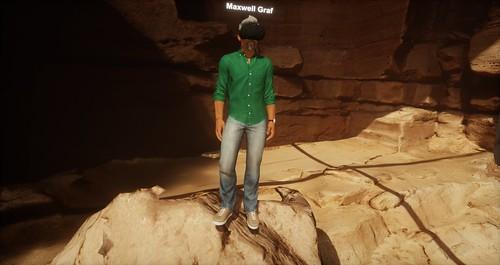 Max in VR