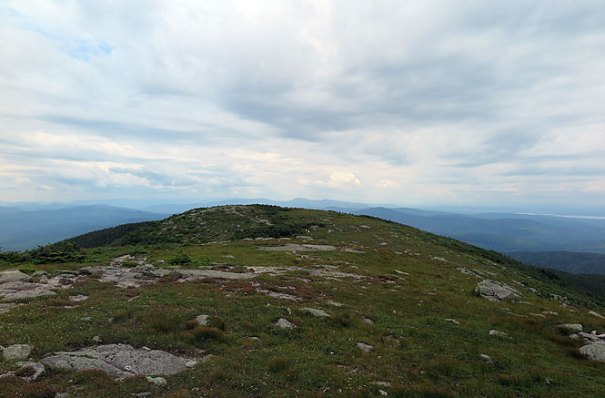Saddleback Mountain AT Summit Approach