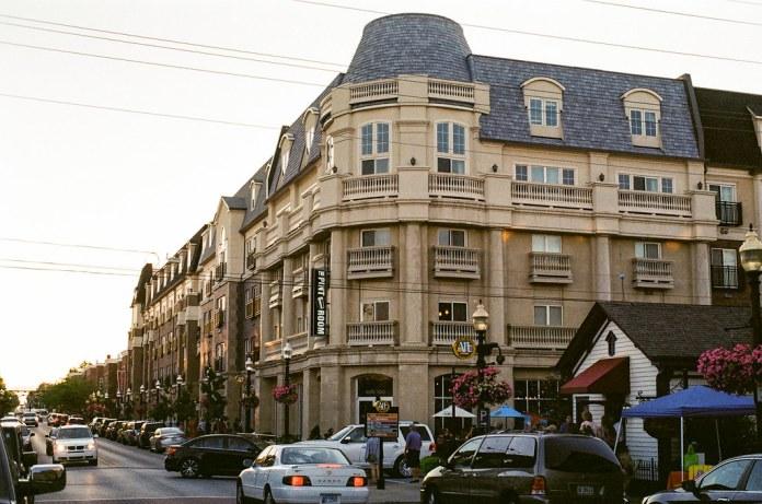 Downtown Carmel