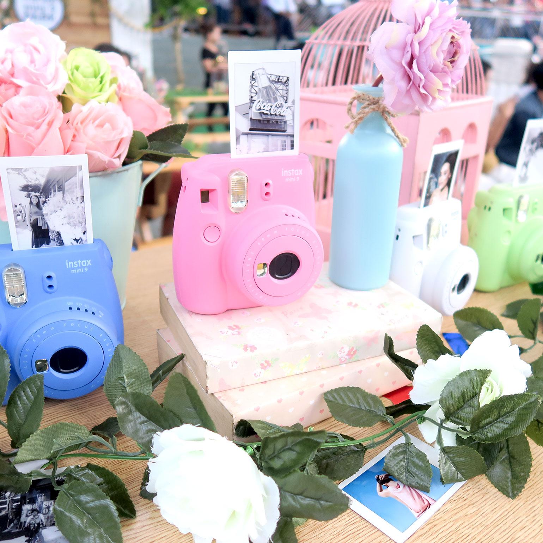 12 Fujifilm x Liza Soberano Fujifilm Instax Mini 9 - Gen-zel She Sings Beauty