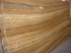 Onyx Slab Wood Vein