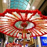 【京都伏見桃山駅】 御香宮神幸祭,來伏見看花傘祭~日本傳統廟會小吃嚐不完!