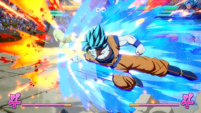 DRAGON BALL FighterZ SSGSS Goku (2)