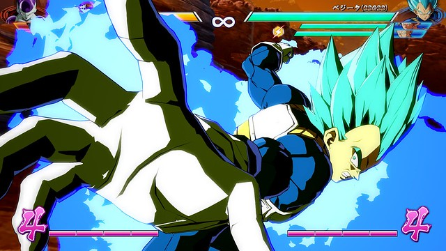 DRAGON BALL FighterZ SSGSS Vegeta (2)