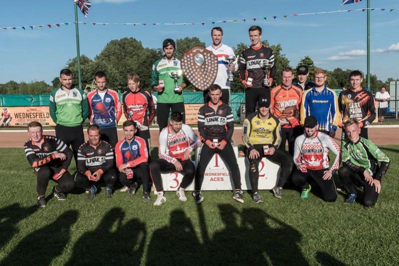 HSBC UK 2017 | Cycle Speedway British Individual Championships