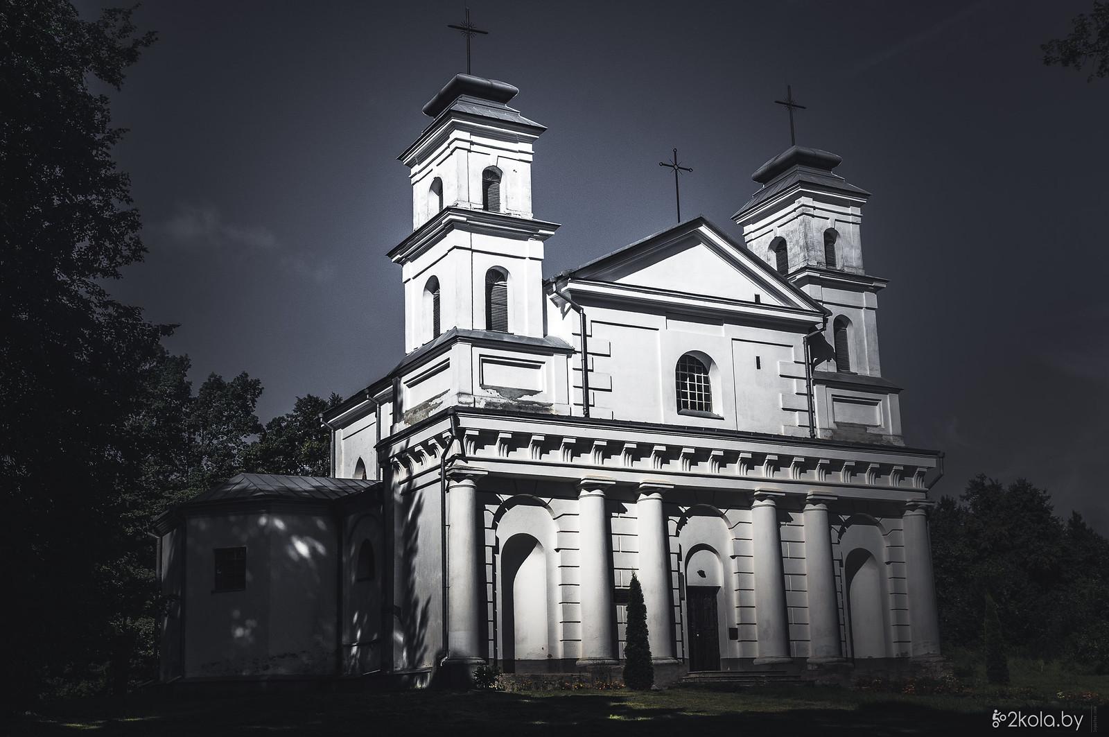 Покатушка Новоельня - Хвоево 2017
