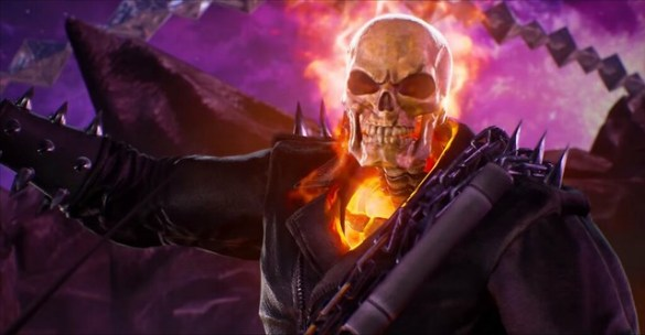 Marvel vs Capcom Infinite - Ghost Rider