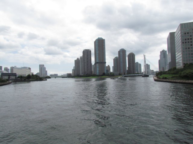 View from Eitai Bridge