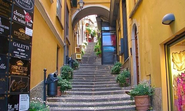 Beautiful Bellagio Lake Como Italy