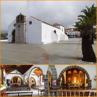 Kirche Chipude