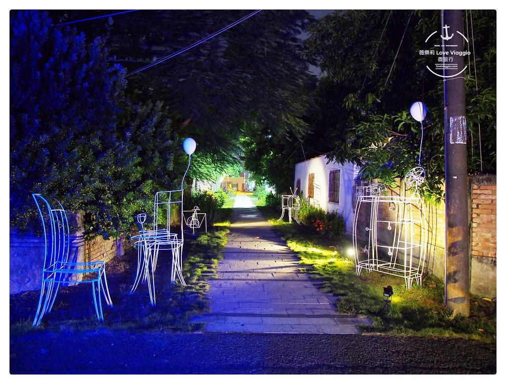 勝利新村,地景藝術節,屏東景點,老屋,青島街 @薇樂莉 Love Viaggio   旅行.生活.攝影