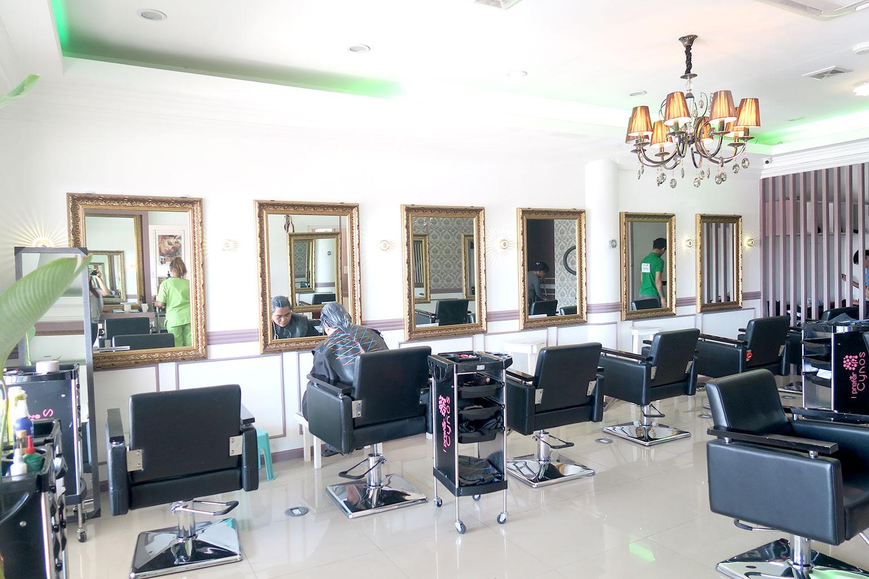 5 Beauty Lounge by Bianca Festejo - Keratin Blowout Review - Gen-zel - She Sings Beauty