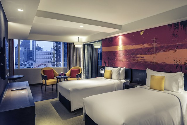 Mercure Bangkok Sukhumvit 11 - Guestroom
