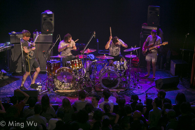 Thee Oh Sees @ Pop Montreal 2017