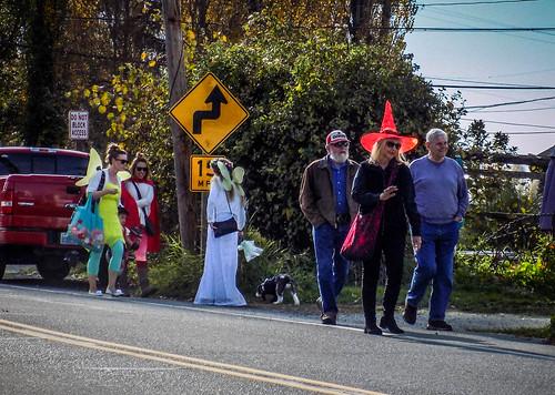Edison Halloween Parade-3