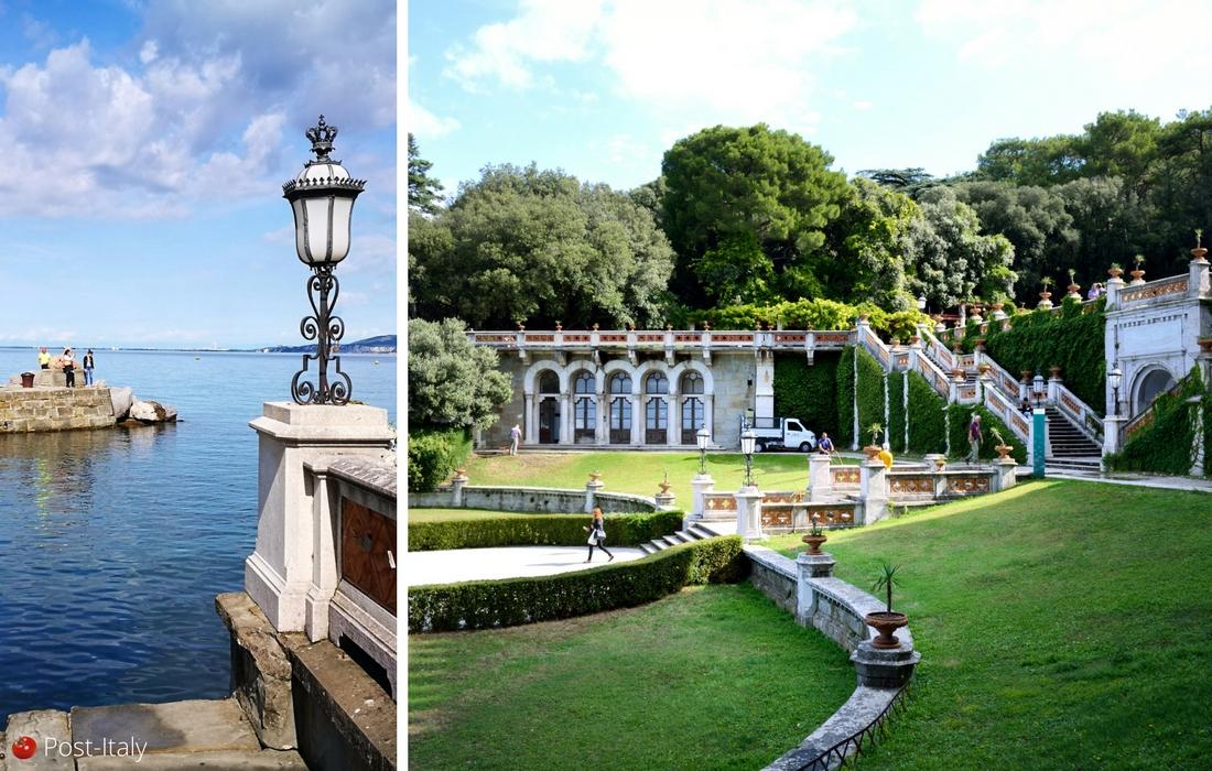 Castello di miramare o monumento mais fotog nico de trieste for Mobilia trieste
