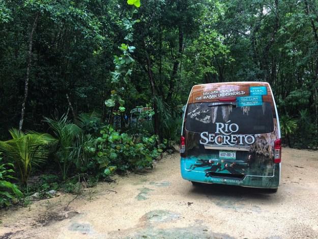 Rio Secreto Bus