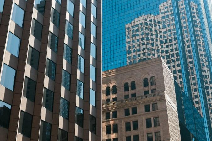 Boston Skyscrappers