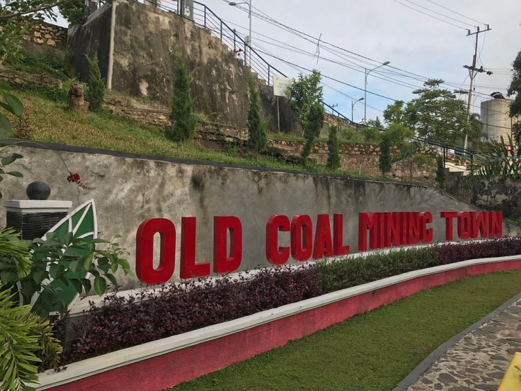 Sawahlunto Old Coal Mining Town