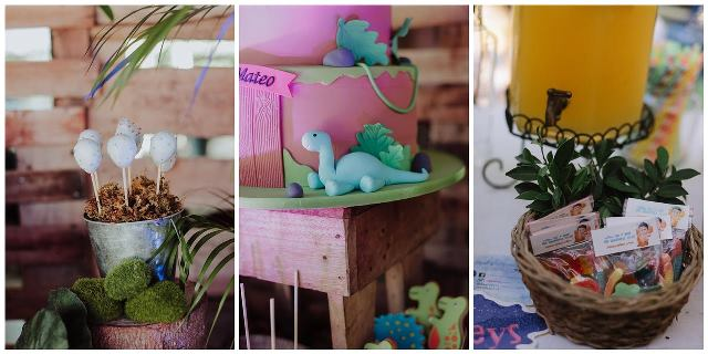 dinosaur theme party sweets (2)