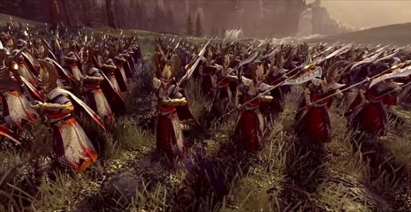 Total War Warhammer 2 - Phoenix Guard