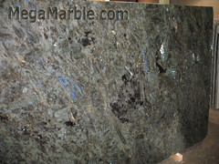 Labradorite Blue River Granite slabs for countertop