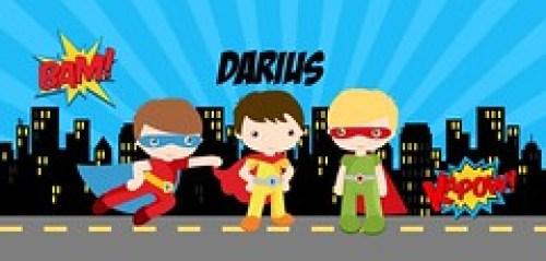 superhero-generic