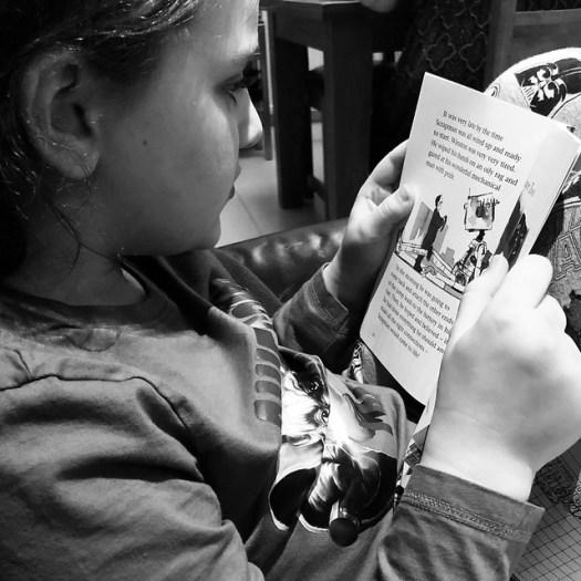 303/365 Reading