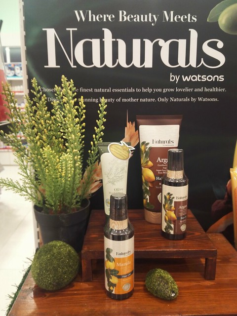 Naturals by Watsons