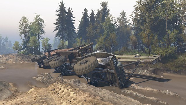 Spintires  -  Topside Truckers