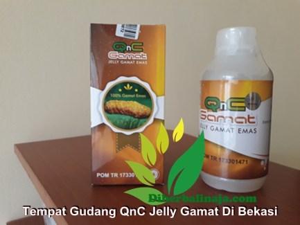 Tempat Gudang QnC Jelly Gamat Di Bekasi