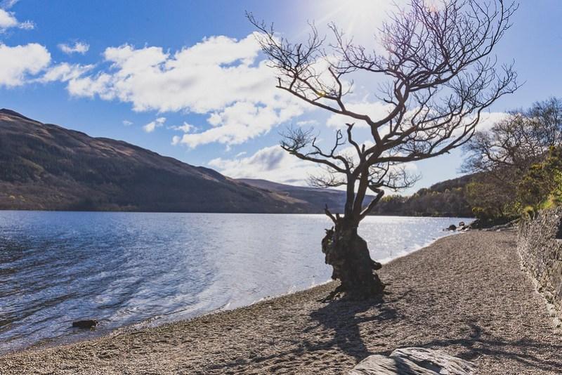 Loch Lomond - Ecosse
