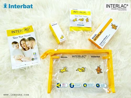 interlac probiotik untuk bayi