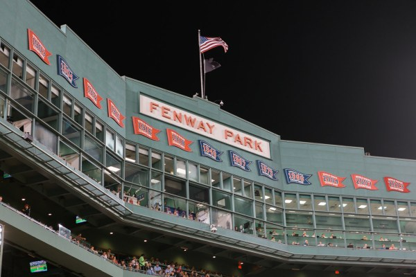 Fenway Park Sign - Boston