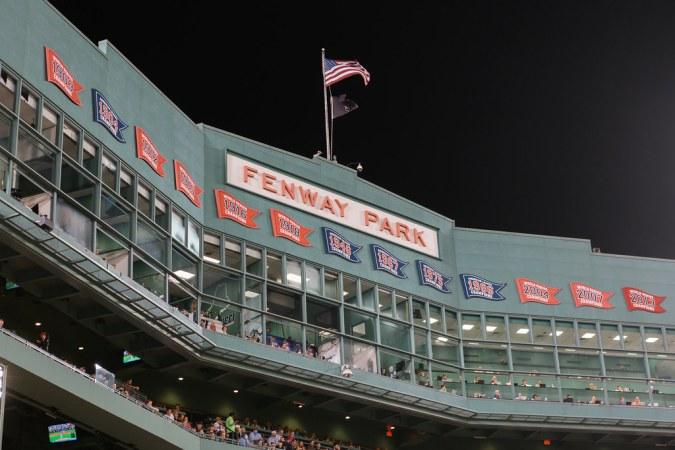 Fenway Park Sign - Boston