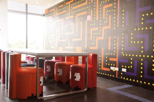 TELUS International McKinley West Pacman Room
