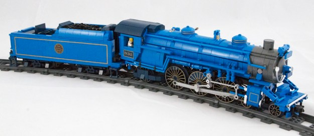 Comet Locomotive 01