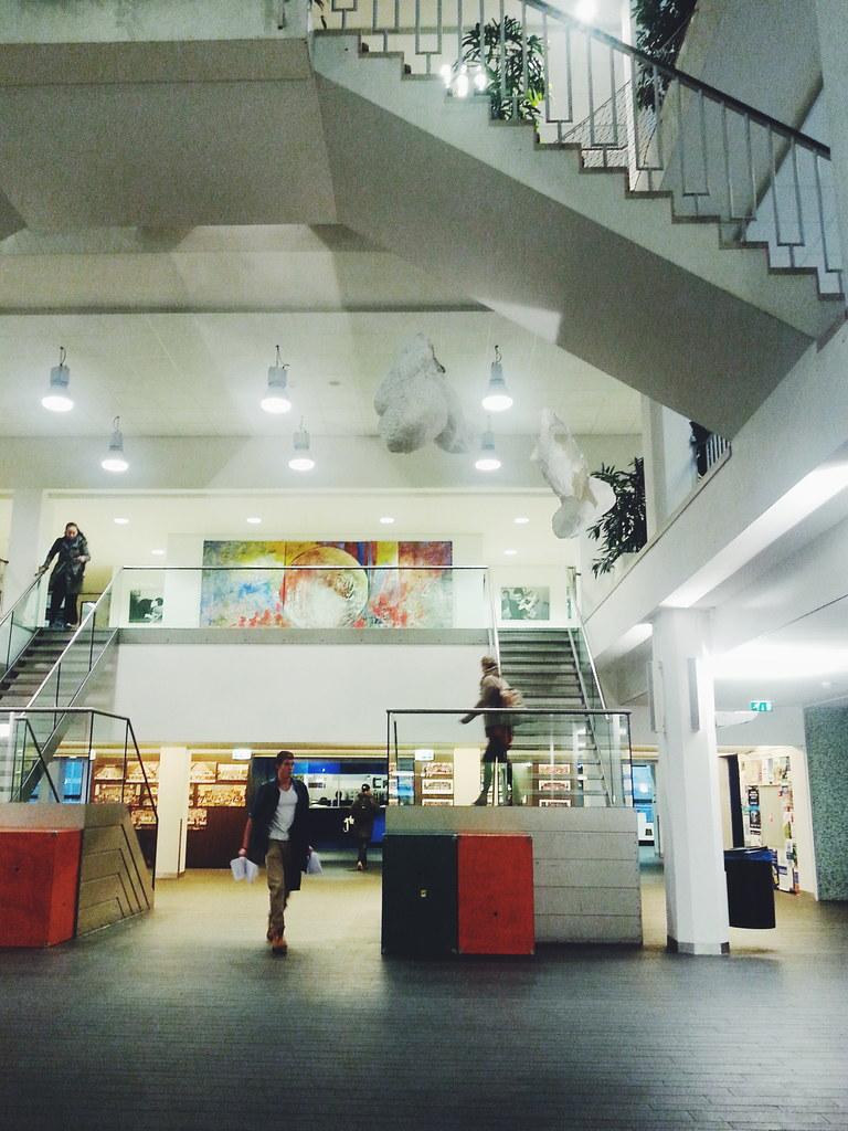leiden university fsw aula