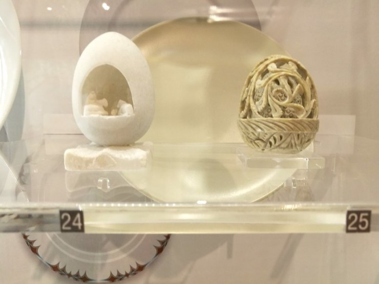 Precious Eggs: Of Art, Beauty and Culture at Singapore Philatelic Museum