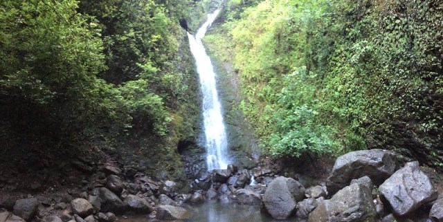 Picture from Lulumahu Falls