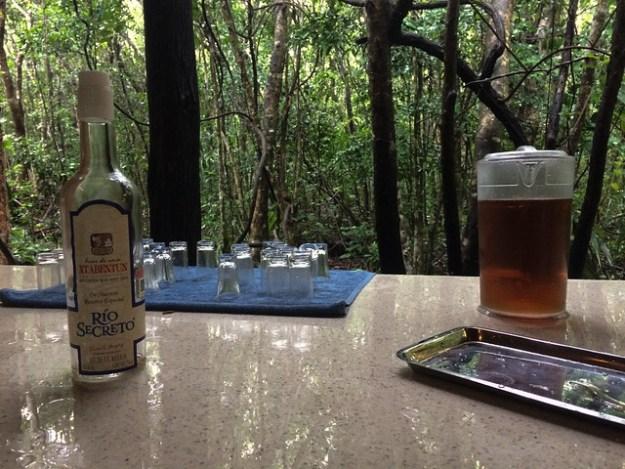 Rio Secreto Liquor