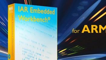 IAR Embedded Workbench for ARM 8.11.1 full license