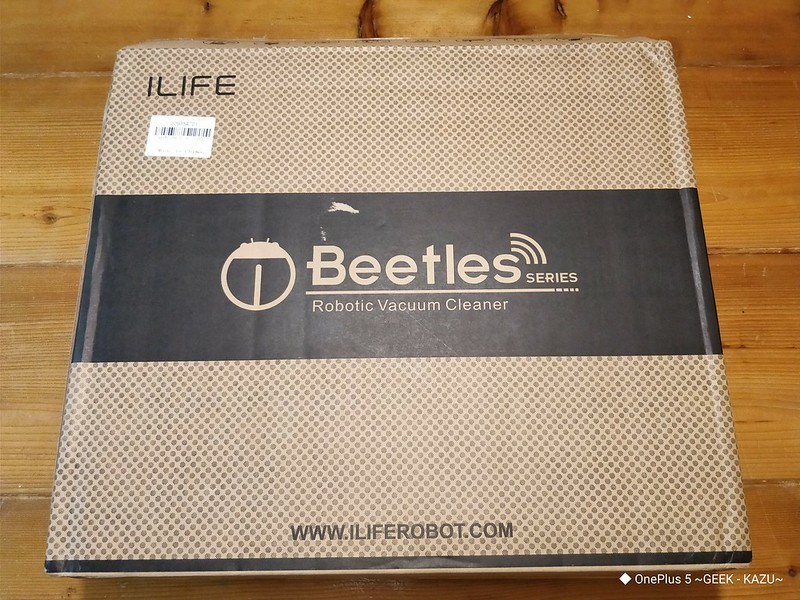 ILIFE A4S ロボット掃除機レビュー (1)
