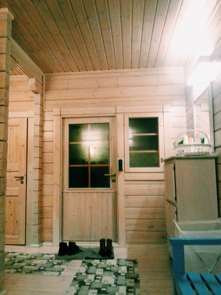 rotterdamin merimieskirkon sauna