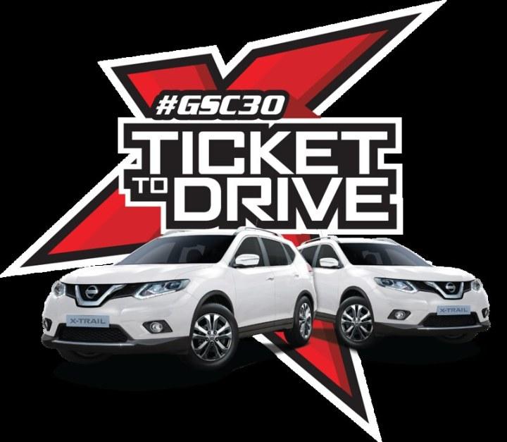 Menonton Wayang Di GSC Dan Dapat Menang Kereta Nissan X-Trail!